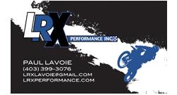 LRX logo
